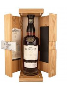 The Glenlivet XXV 25 Years Single Malt Scotch Whiskey 750ml
