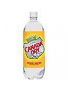 Canada Dry Tonic Water 1Ltr