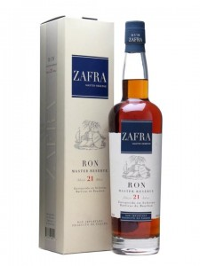 Zafra Master Reserve Aged 21 years Rum 750ml