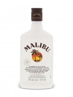 Malibu Caribbean Rum with Coconut Liqueur 375 ML