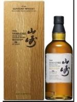 Yamazaki 18 Year Mizunara Cask Japanese Whisky 2017 edition 750ml