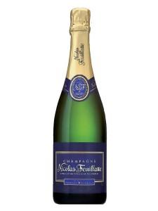 Nicolas Feuillatte Champagne Brut (Find in Chilled Wines) 750ml