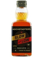 Hochstadters Slow and Low Honey, Citrus Rock & Rye Whiskey 750ml