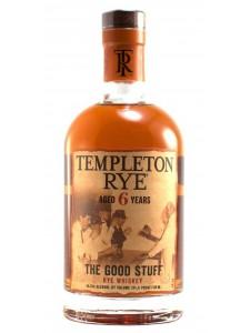 Templeton Rye Aged 6 Years 750ml