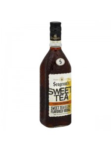Seagrams Sweet Tea Flavored Vodka 750ml