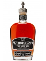 WhistlePig The Boss Hog Straight Rye Whiskey Fourth Edition