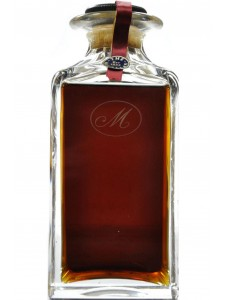 The Macallan 25 Year Old Single Malt Scotch with Decanter--no box 750ml