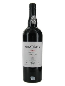 W. & J. Graham's 2003 Vintage Porto 750ml