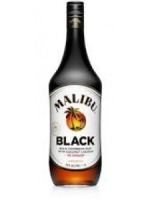 Malibu Black Caribbean Rum With Coconut Liqueur 750ml