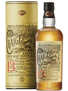 Craigellachie Speyside Single Malt Scotch Whisky 13 Years Old 750ml