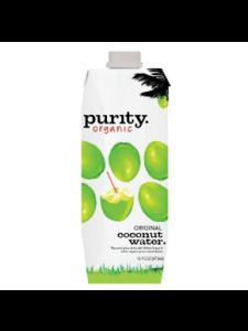 Purity Organic 100% Coconut Water 33.8 fl.oz.