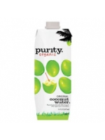 Purity Organic 100% Coconut Water 33.8 fl.oz. 1L