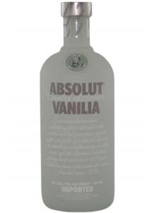 Absolut Vanilia Vodka 750 ML