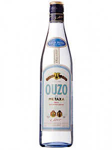 Metaxa Ouzo 750ml
