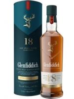 Glenfiddich 18 Years Single Malt Scotch Whisky Small Batch Reserve 750ml
