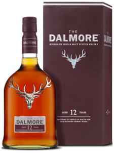 The Dalmore Aged 12 years Single Malt Scotch 750ml