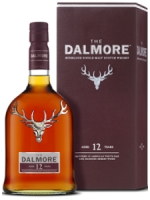 The Dalmore Aged 12 years Single Malt Scotch 7500ml