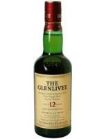 The Glenlivet George Smith's Original 1824 Pure Single Malt Scotch Whisky Aged 12 Years (no box)