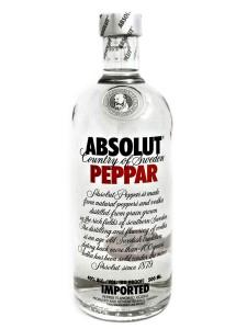 Absolut Peppar Vodka 750 ML