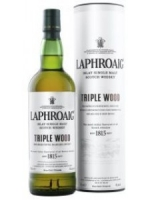 Laphroaig Islay Single Malt Scotch Triple Wood