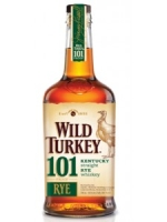 Wild Turkey 101 Kentucky Straight Rye Whiskey
