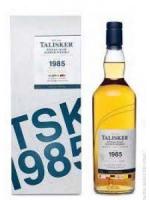 Talisker Maritime Edition Natural Cask Strength 27 Year Old Single Malt Scotch Whisky, Isle of Skye, Scotland