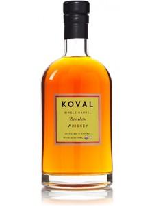 Koval Single Barrel Bourbon Whiskey 750ml