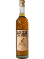 High West Whiskey American Prairie Blend Straight Bourbon 750ml