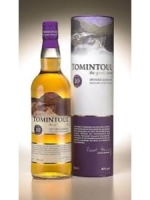 Tomintoul Speyside Glenlivet Aged 10 years Single Malt Scotch