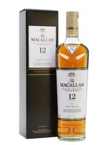 The Macallan 12 Years Old Sherry Cask Single Malt Scotch Whisky 375ml