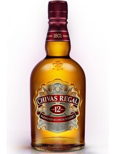 Chivas Regal Aged 12 years Blended Scotch Whisky 750ml