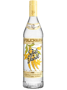 Stolichnaya Stoli Vanilla 750 ML