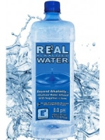 Real (Alkalized) Water 1 LTR