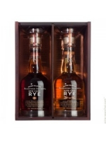 Woodford Reserve Masters Collection New Rye and Aged Rye 2 x 375 ml