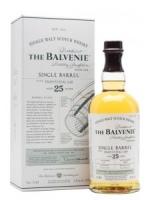 The Balvenie 25 Year Old Single Barrel Single Malt Scotch 750ml