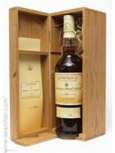 1981 Glenmorangie Sauternes Wood Finish Single Malt Scotch Whisky, Highlands, Scotland 750ml