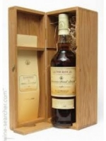 1981 Glenmorangie Sauternes Wood Finish Single Malt Scotch Whisky, Highlands, Scotland 750ml