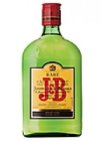 J&B Rare Blended Scotch Whisky 375 ML