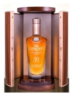 Glenlivet Aged 50 Years Single Malt Scotch