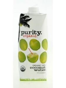 Purity Organic 100% Coconut Water 17 fl.oz. 500ML