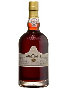 W. & J. Graham's More Than 40 Years Old Tawny Porto 750ml