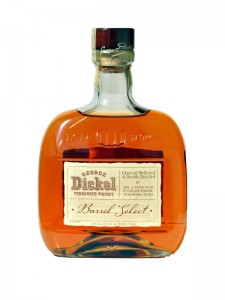 George Dickel Tennessee Whiskey Barrel Select 750ml