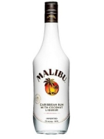 Malibu Caribbean Rum with Coconut Liqueur 750 ML