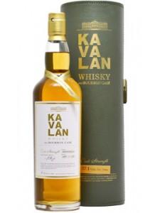 Kavalan Solist Ex-Bourbon Oak Cask Strength Single Malt Whisky, Taiwan 700 ML