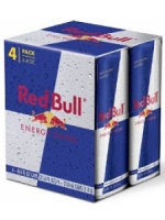 Red Bull 4-pack 8.4 fl. oz. cans