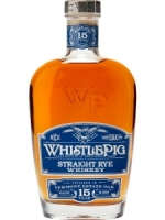 Whistlepig Straight Rye 15 Years Old 750ml