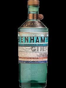 D. George Benham's Sonoma Dry Gin 750ml