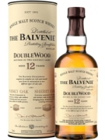 THE BALVENIE DOUBLE WOOD 12 YEARS SINGLE MALT SCOTCH WHISKY 750ml