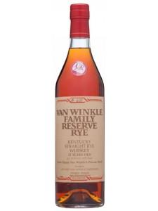 Pappy Van Winkle family reserve Rye 13 Years resent release 750ml
