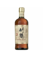 Nikka Whisky Taketsuru Pure Malt 21 Years Old 750ml